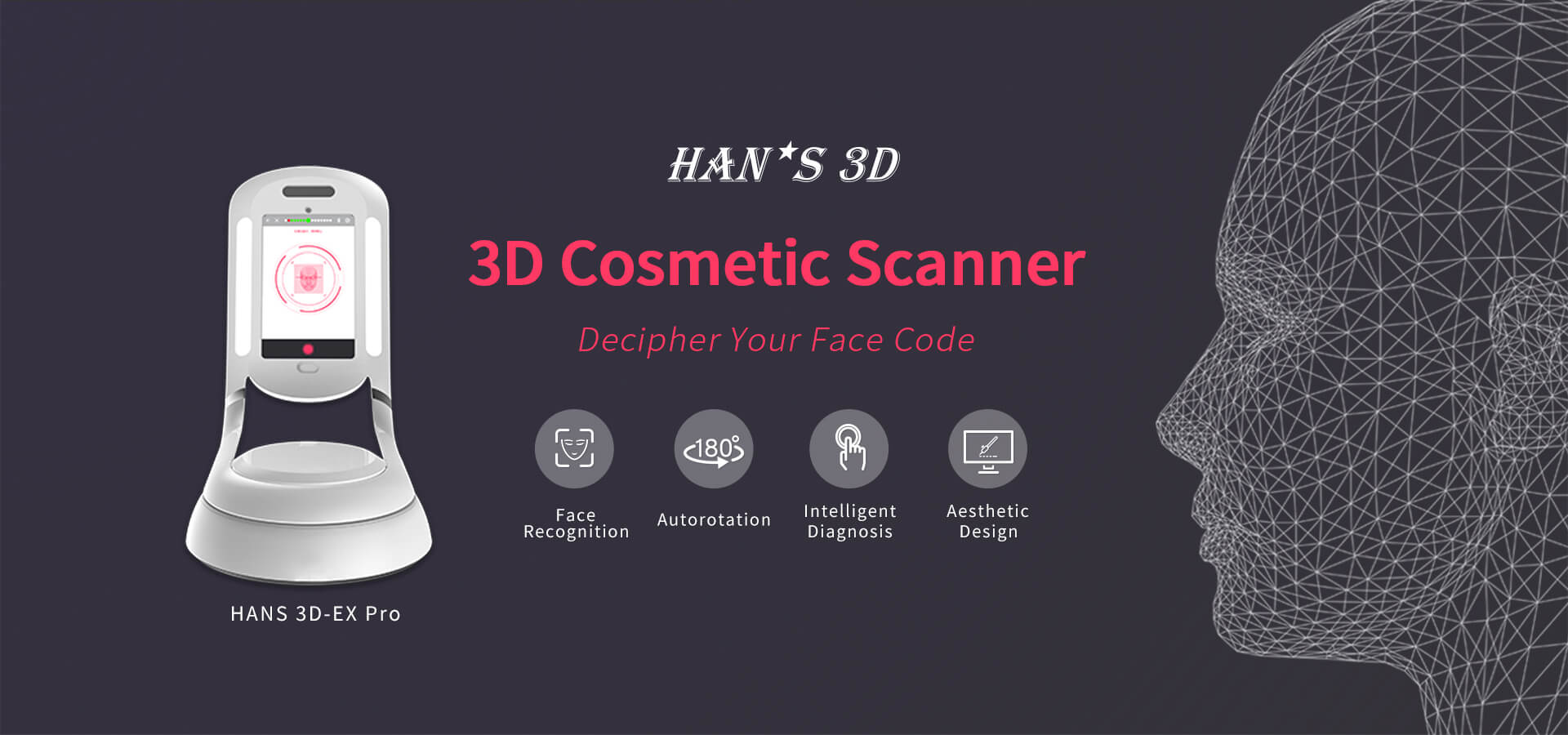 3D Cosmetic Scanner
